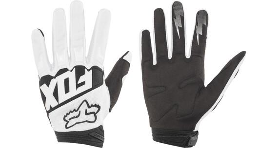 Fox Dirtpaw Race Gloves Men White